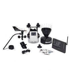 Davis 6162 Wireless Vantage Pro2 Plus Weather Station with Standard Radiation Shield