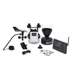 Davis 6162 Wireless Vantage Pro2 Plus Weather Station with Standard Radiation Shield