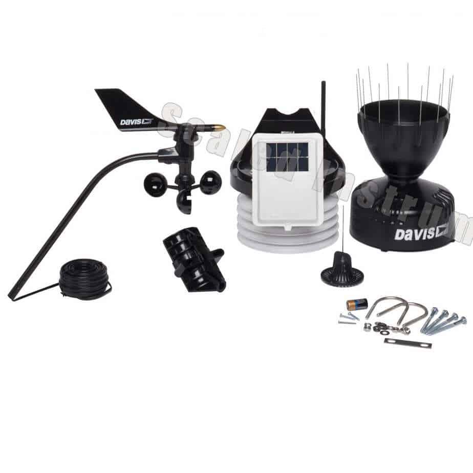 davis 6322 wireless vantage pro2 integrated sensor suite with aerocone scaled instruments. Black Bedroom Furniture Sets. Home Design Ideas
