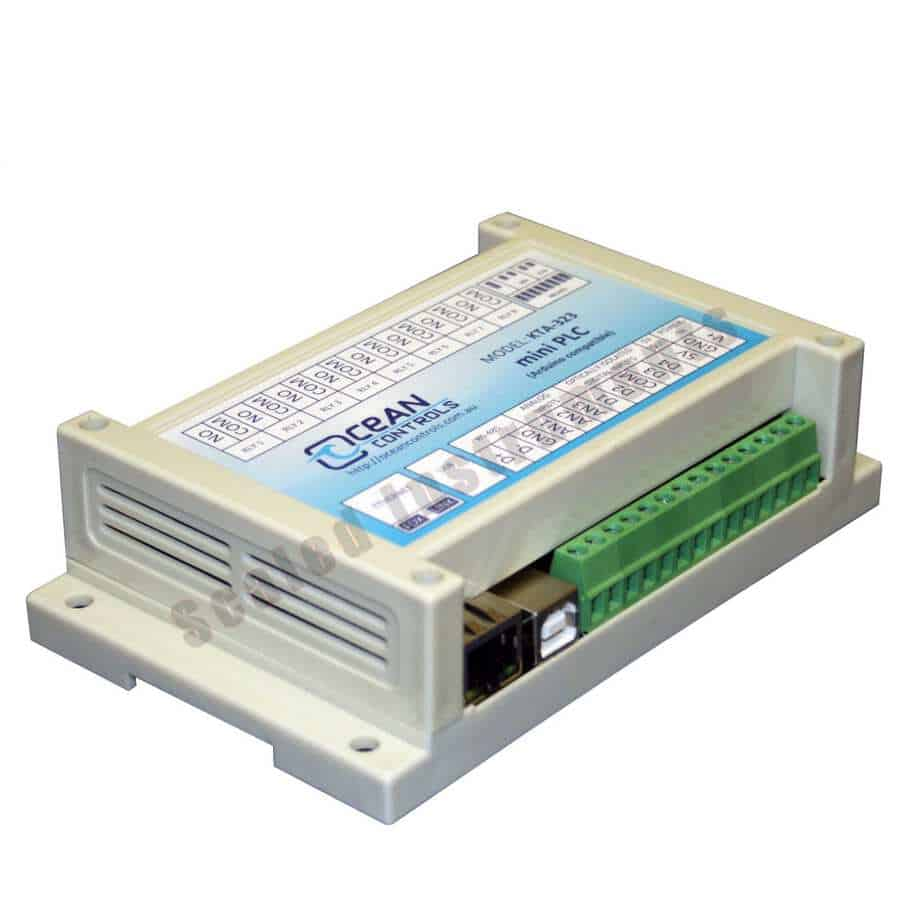 Compatible Ethernet Relay Controller with Mobile Device Control #347697