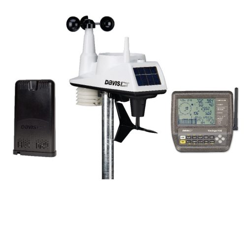 Davis 6120 Vantage Vue & WeatherLink Live Bundle with Console