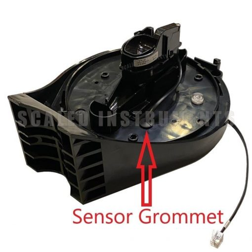 Davis 7342.805 - Grommet for Sensor Cable Illustration