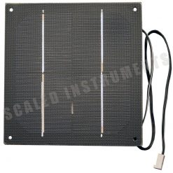 Davis 7345.057 24hr spars solar panel front