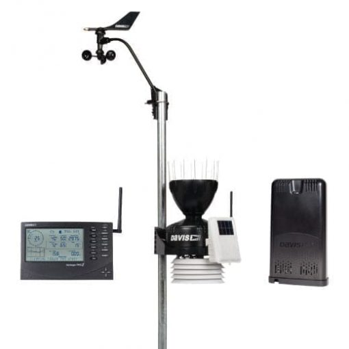 Davis 6122 - Vantage Pro2, WeatherLink Live Bundle with Console