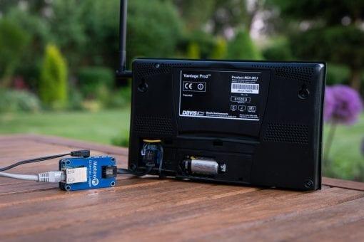 Meteo-Pi Ethernet Data Logger